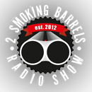 2 Smoking Barrels – Radio Show Retina Logo